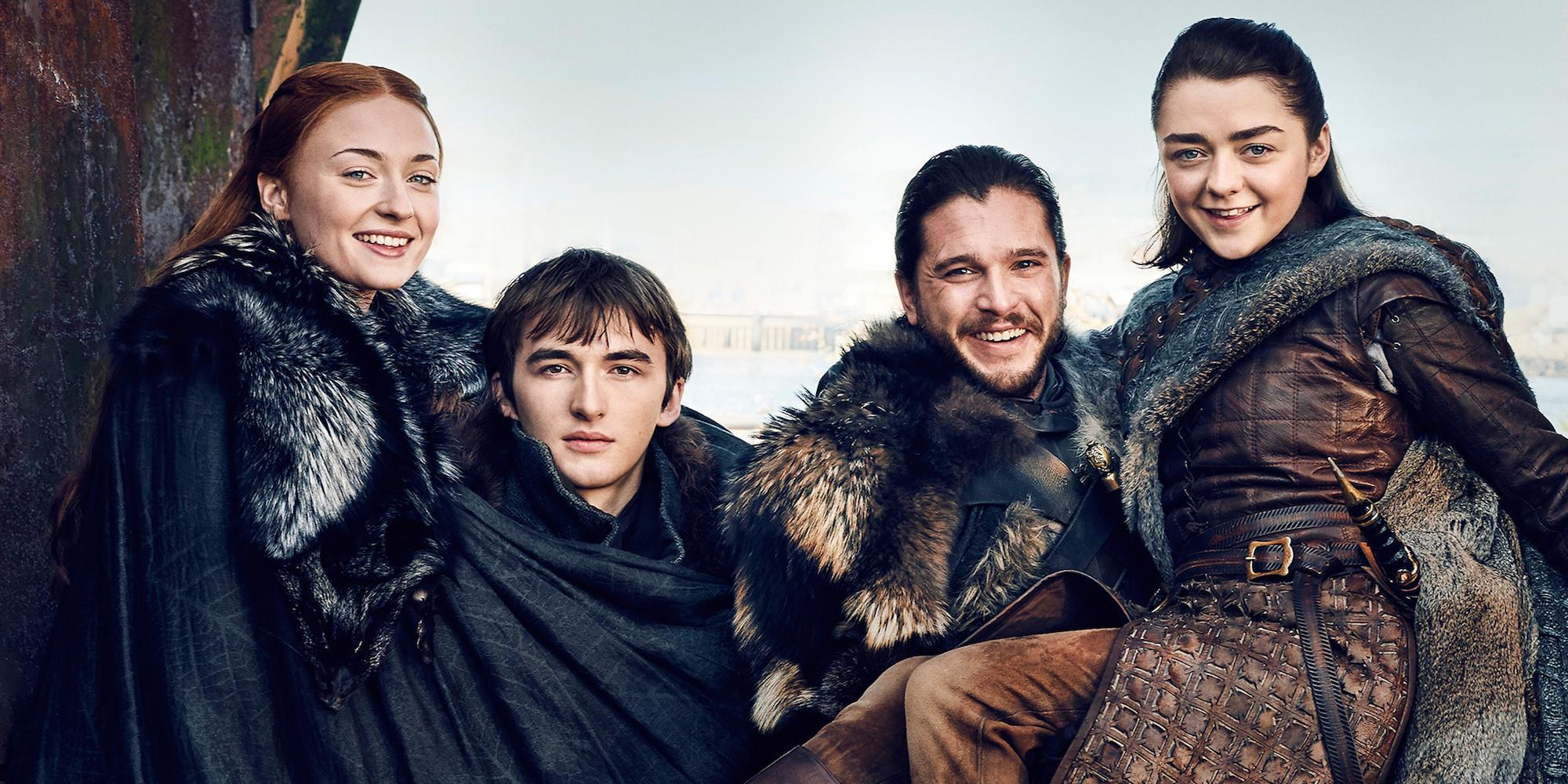 Game of Thrones photoshoot - photos that you have not seen