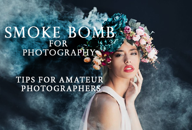 Smoke bomb for photography – Tips for amateur photographers