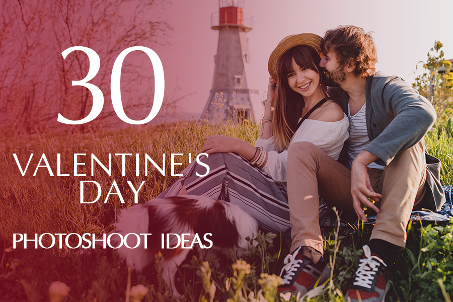 30 Valentines Day Photoshoot Ideas