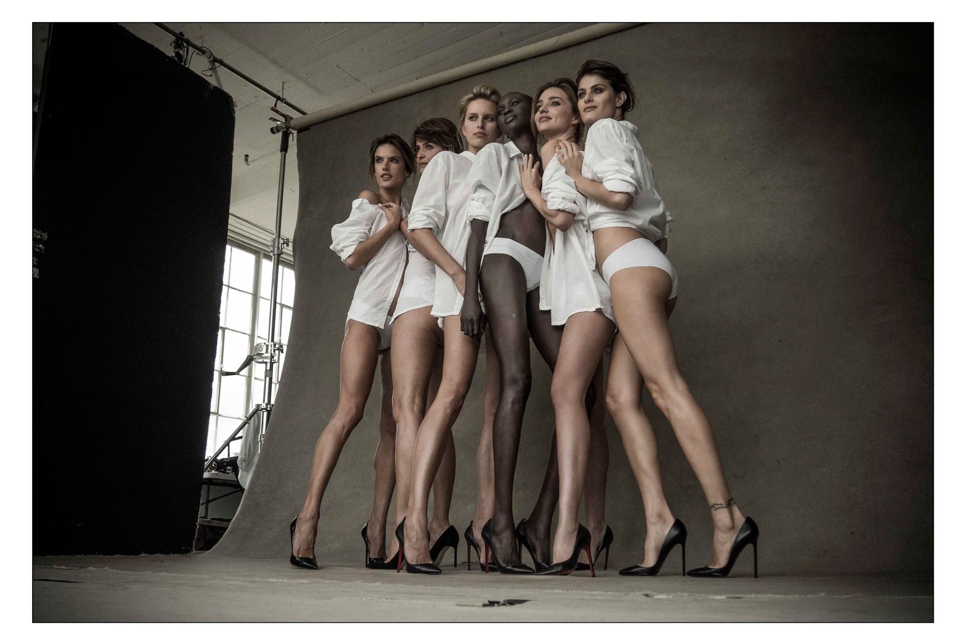 Image result for pirelli calendar 2017